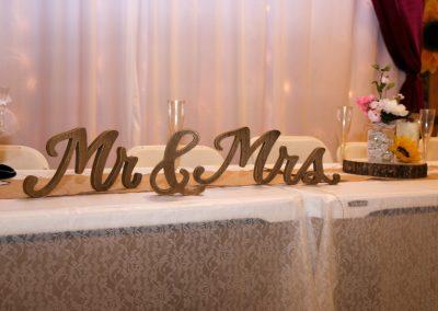 wedding mr